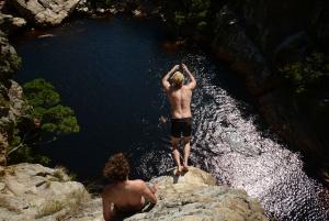 Crystal Pools Hiking & Rock Jump Experience