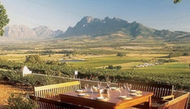Top 5 Restaurants in Cape Town