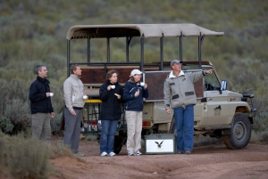 From Cape Town: Round-Trip to Aquila with Game Drive