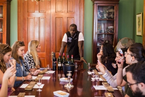 From Cape Town: Stellenbosch Five Estate Full-Day Wine Tour