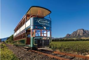 From Franschhoek Wine Tram Hop-on Hop-off