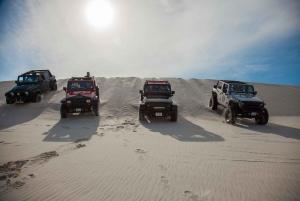 Jeep Dune Adventure Tour with Sandboarding