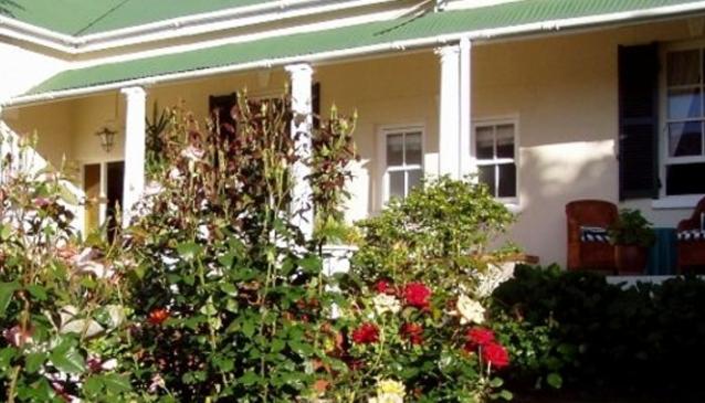 Montagu Vines Guest House