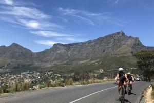 Mountain Biking Trip on Table Mountain