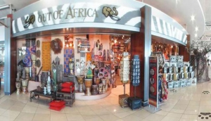 Out of Africa, Cape Town International Airport