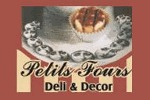 Petits Fours Deli and Decor