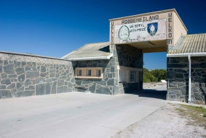 Robben Island: Ferry Ticket and Tour with 1-Way Hotel Pickup