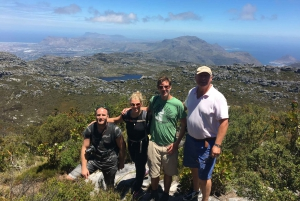 Skeleton Gorge to Table Mountain Cable Car Hike