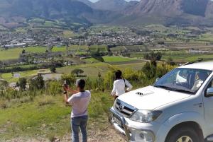 Stellenbosch: 4x4 Winelands Private Experience