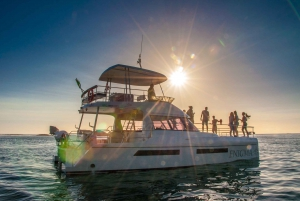 Sunset Champagne Cruise and 3-Course Dinner