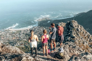 Table Mountain Hike via India Venster