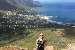 Table Mountain Hike with Local Expert Tour Guide