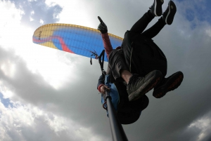 Table Mountain: Tandem Paragliding in Cape Town