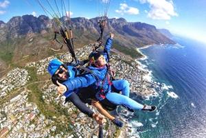Tandem Paragliding Adventure