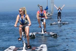 Water Biking Tour