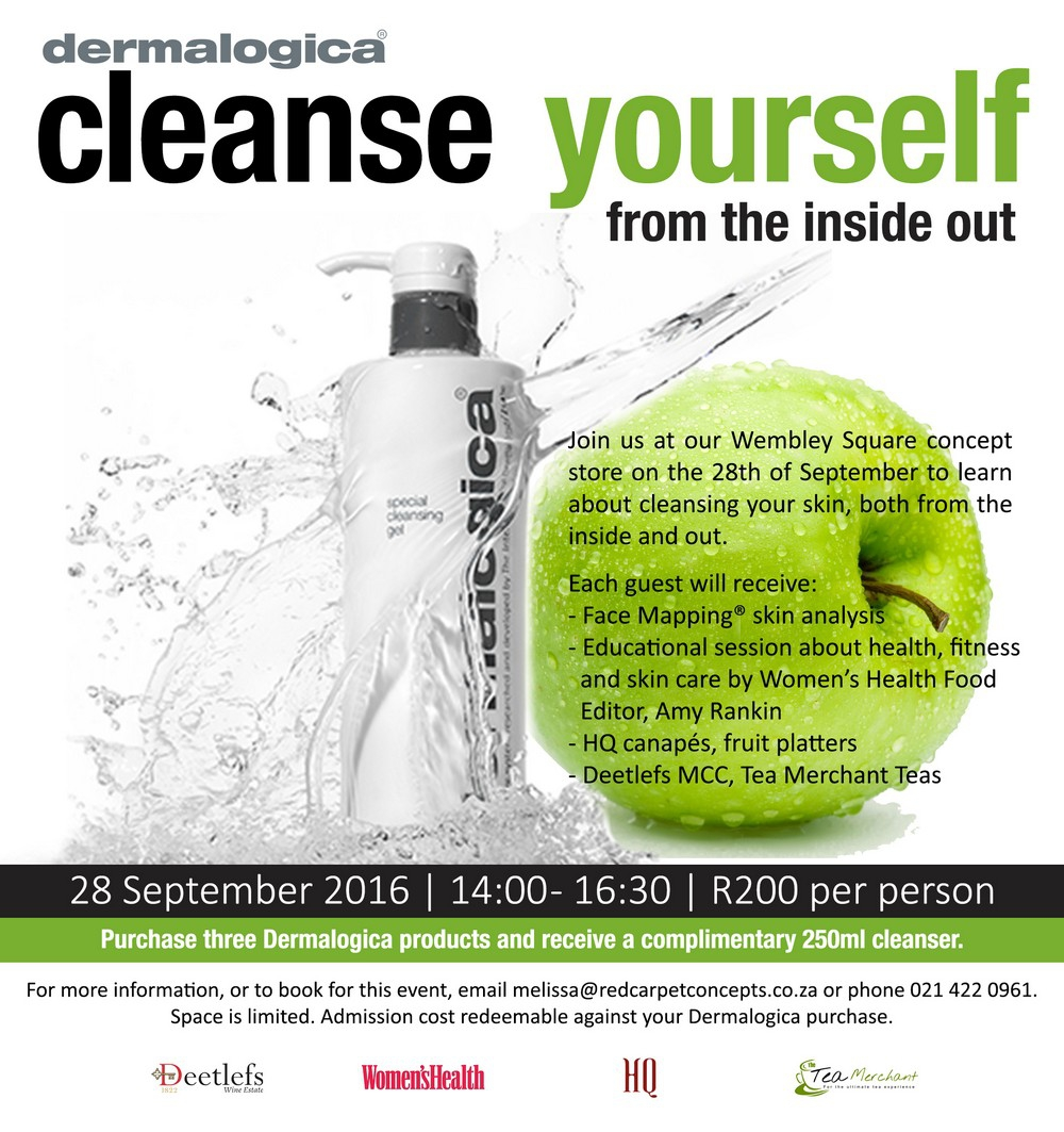 Cleanse From The Inside Out (Wembley Square)
