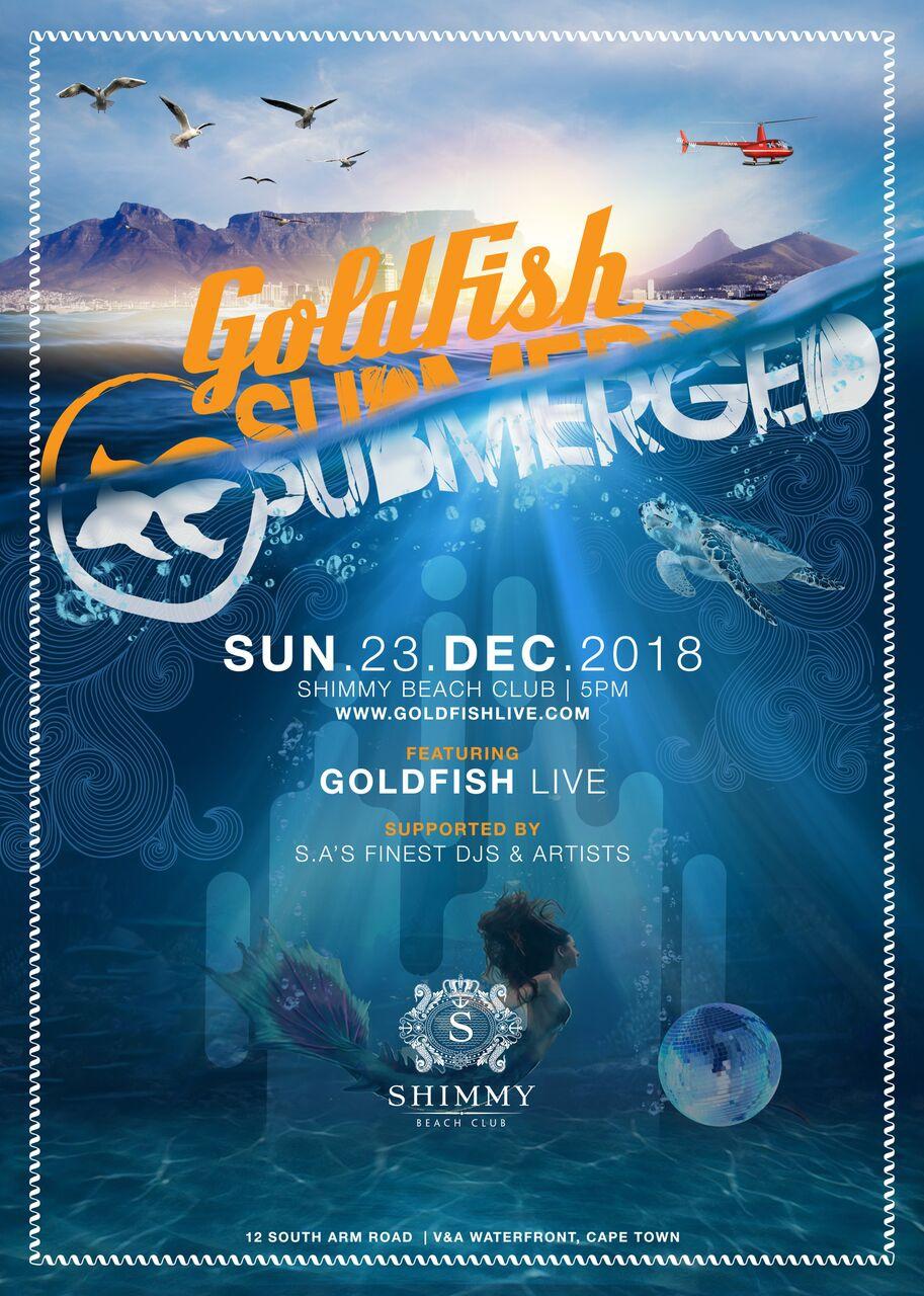 Goldfish Submerged!