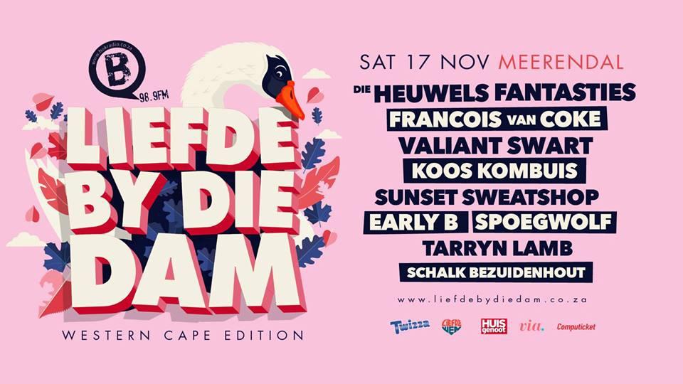 Liefde By Die Dam Cape Town 2018