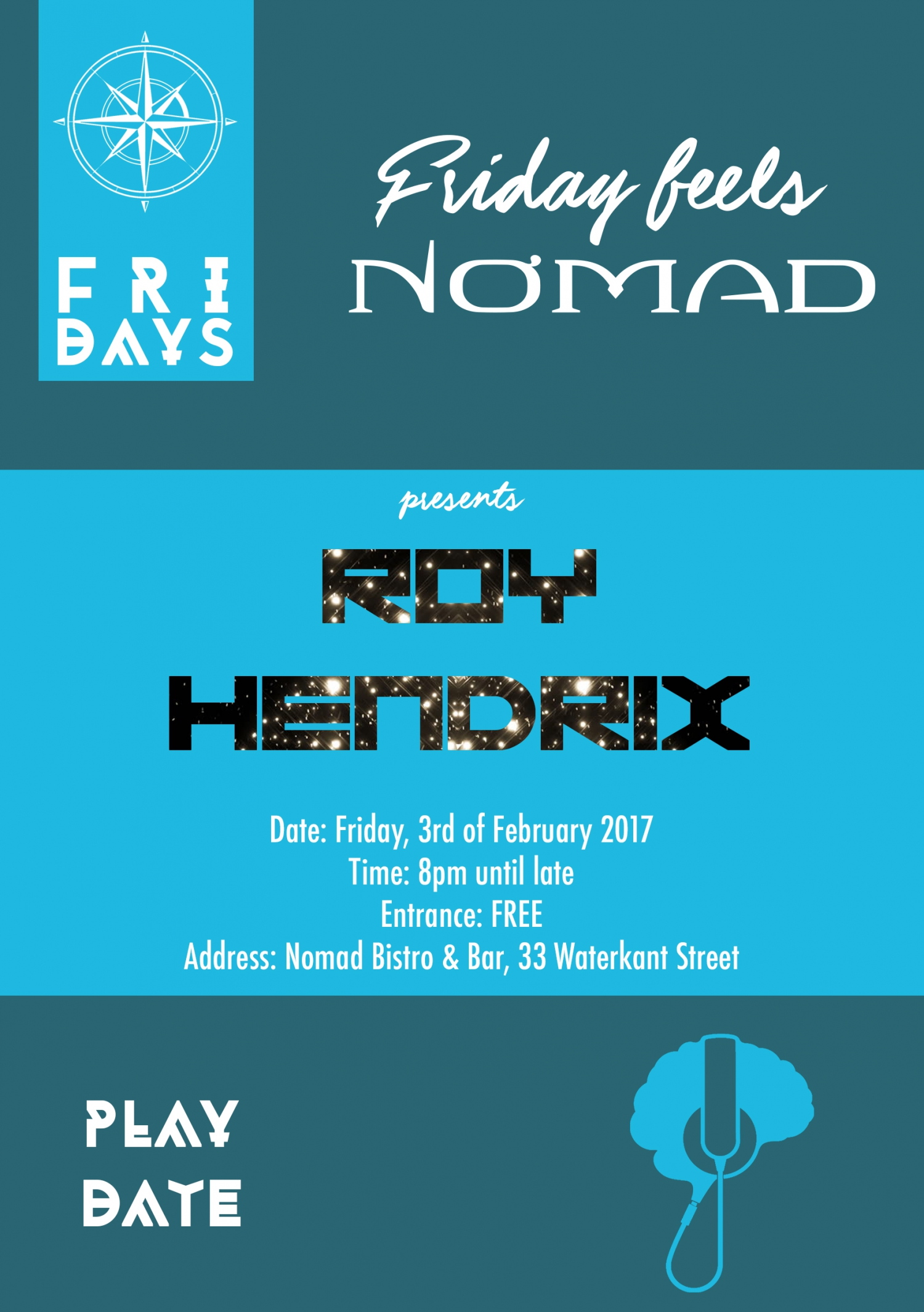 Nomad Bistro & Bar launches its 'Friday Feels' event