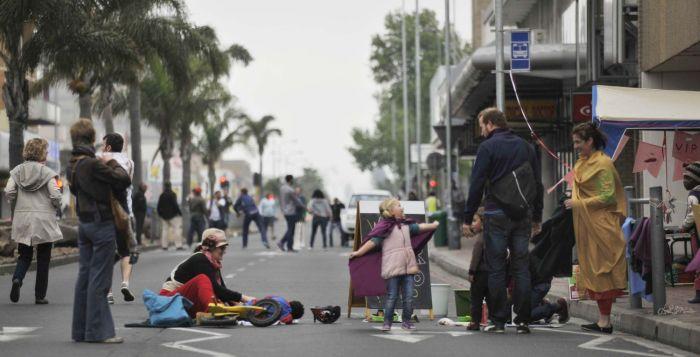 Open Streets Bellville