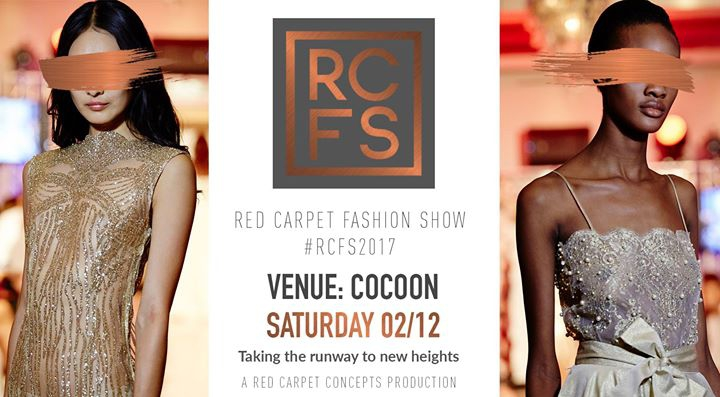 Red Carpet Fashion Show 2017