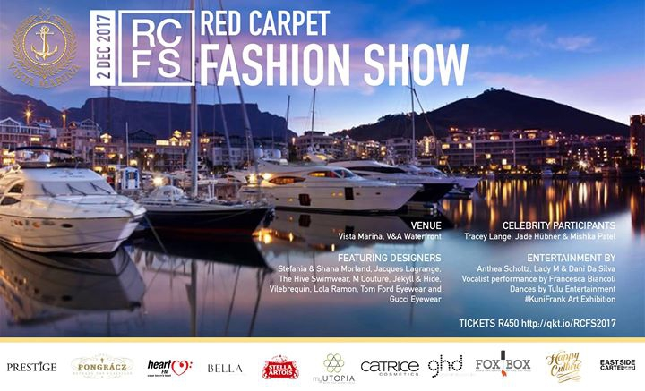 Red Carpet Fashion Show 2017 at Vista Marina