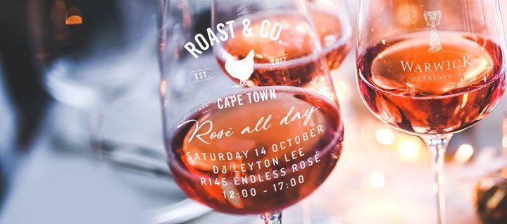 Rosé All Day at Roast & Co.