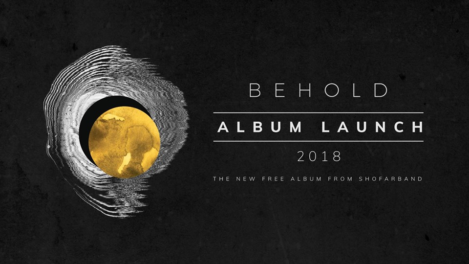 ShofarBand 'Behold' Launch