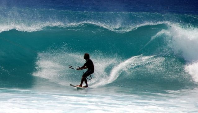 The Unexpected Water Sports Paradise of Cape Verde