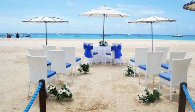 Wedded Bliss in Cape Verde