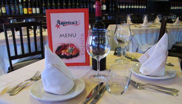 Americo's Restaurant
