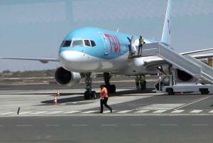 Boa Vista: Airport Transfer to Sal Rei or Praia de Chaves