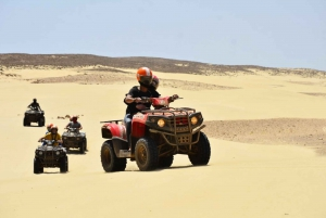Boa Vista Island: Beaches and Dunes ATV Tour