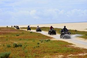 Boa Vista Island: Half-Day Viana Desert Quad Bike Adventure