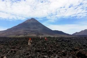 Fogo Island: Pico do Fogo Volcano Summit Hike