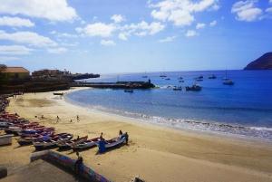 From Praia: Cidade Velha and Santiago Island Tour
