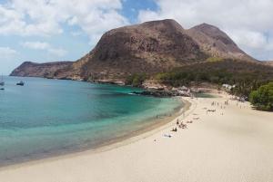 From Praia: Full-Day Santiago Island Tour & Tarrafal Beach