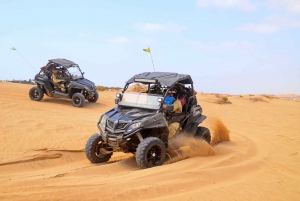 From Santa Maria: Two-Hour 4WD Buggy Desert Adventure