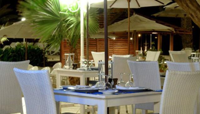 Las Palmiers Restaurant