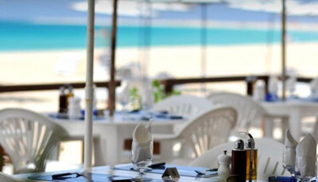 Morabeza Beach Club Restaurant