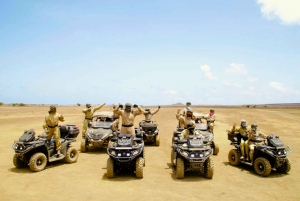 Sal: ATV Guided Off-Road Tour