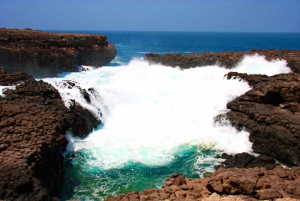 Sal: Full-Day Guided Sightseeing Trip Around the Island