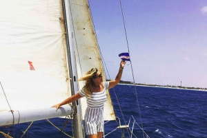 Sal Island: Half-Day Sailing Trip