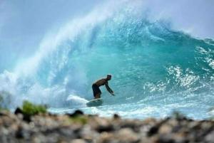 Sal: Surf Lesson