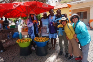 Santiago Island: Highlights of Cidade Velha with Local Guide