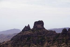 Santiago Island: Monte Txota to Pico D'Antónia Trek
