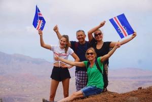 Santiago Island: Serra Malagueta & Tarrafal Beach Trek Tour