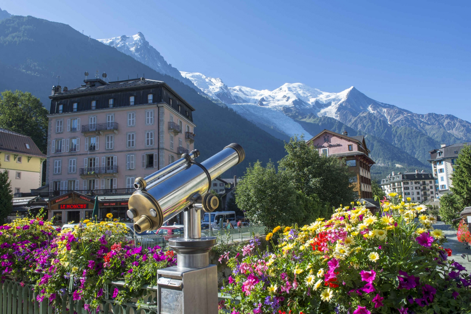 7-Hour Chamonix Excursion from Geneva