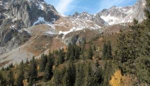 Aiguilles Rouges Nature Reserve