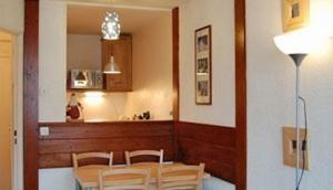 Apartment Chamois Blanc 2